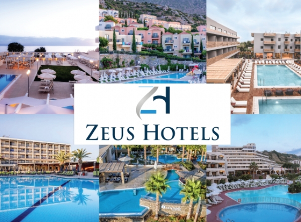 Hotels Ranking of Zeus Hotels Group