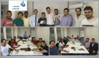 BQC held a Training Seminar for the company Saudi Aramco Base Oil Company- Luberef